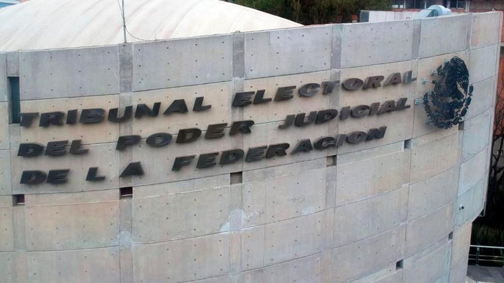 Cartas de programa para microempresas del IMSS constituye promoción de AMLO, determina TEPJF - Vista del Tribunal Electoral del Poder Judicial de la Federación. Foto de Archivo/ TEPJF.