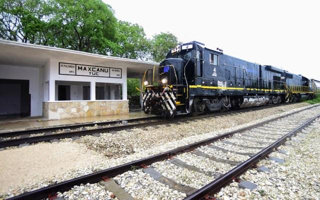 Tren Maya es el proyecto más ambicioso de México en 50 años, asegura Miguel Torruco - CFE y Fonatur firman acuerdo para modernizar y garantizar la infraestructura de energía eléctrica para mover al TrenMaya. Foto de lopezobrador.org.mx