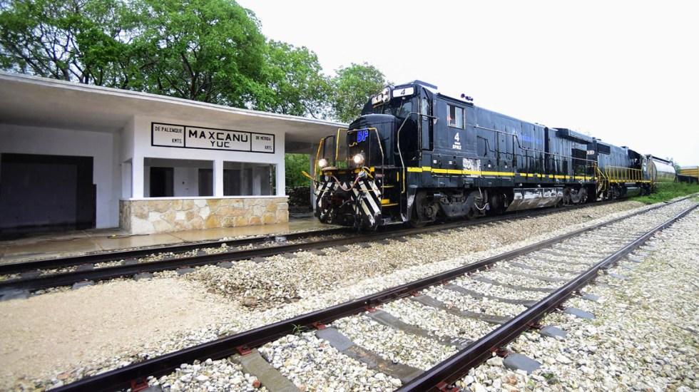 CFE y Fonatur signan acuerdo para electrificar Tren Maya - CFE y Fonatur firman acuerdo para modernizar y garantizar la infraestructura de energía eléctrica para mover al TrenMaya. Foto de lopezobrador.org.mx