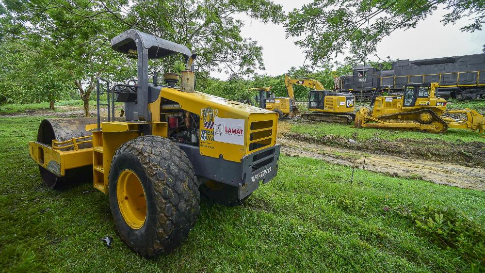 AMLO acusa que organizaciones reciben dinero de empresas extranjeras para oponerse a Tren Maya - Foto de lopezobrador.org.mx