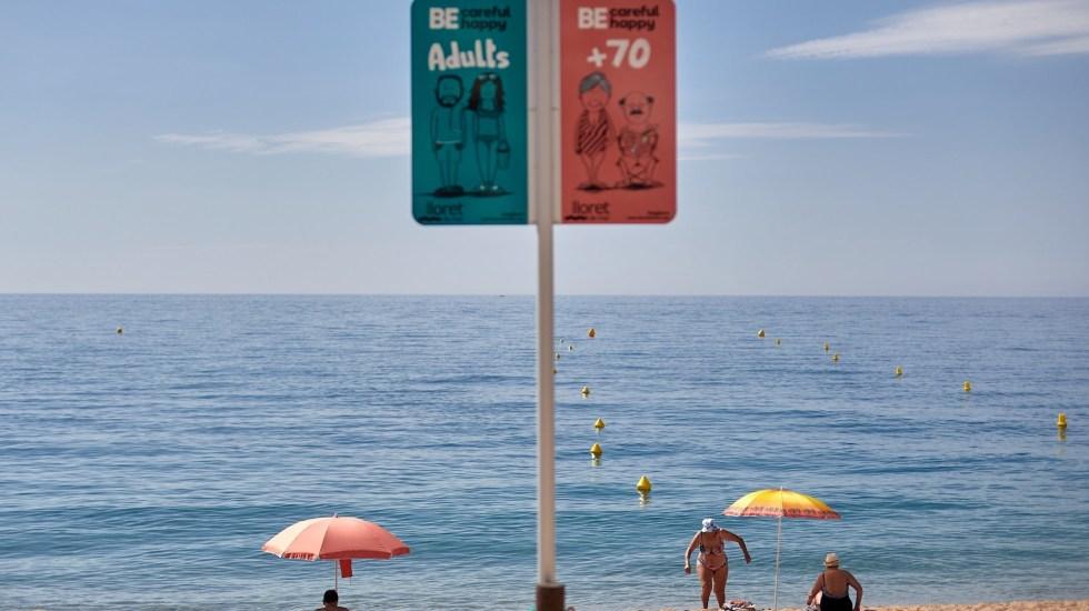 El turismo mundial cayó 97 por ciento en abril, según OMT - Turismo en Girona, con medidas ante COVID-19. Foto de EFE/ David Borrat.
