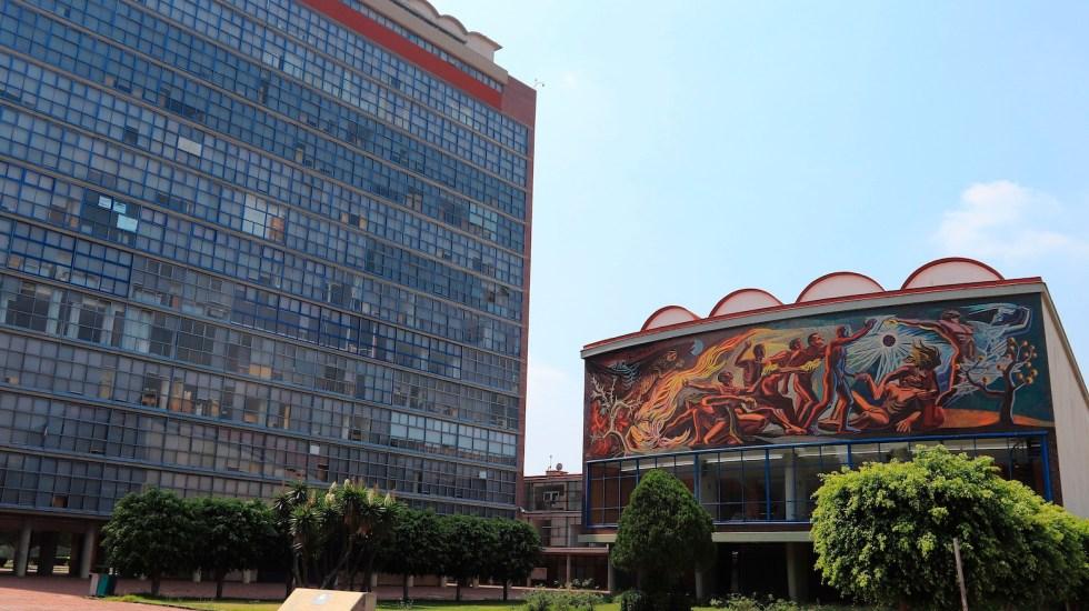 UNAM suspende temporalmente actividades académicas en el extranjero - Foto de EFE