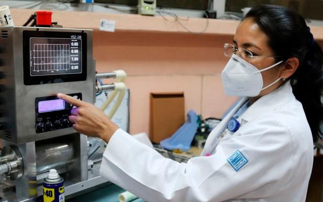 UNAM, IPN y CIDE rechazan desaparición de fideicomisos de ciencia y tecnología - ventiladores México coronavirus COVID-19