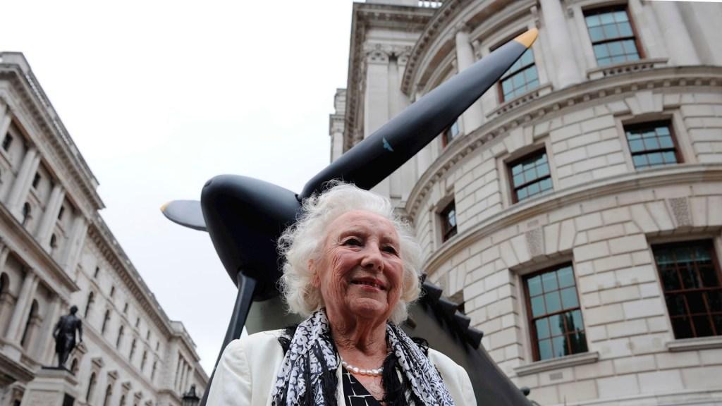 Murió a los 103 años la cantante Vera Lynn - Vera Lynn