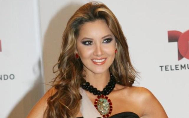 Amputan el pie izquierdo a Daniella Álvarez, miss Colombia 2011-2012 - Foto de EFE.