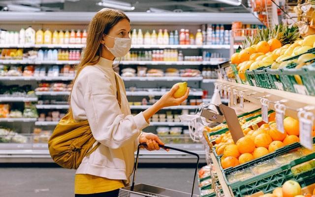 En la 'nueva normalidad' se comprarán más productos para cocinar en casa - Foto de Pexels.