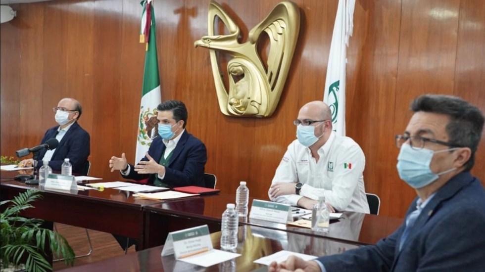 IMSS brindará apoyos a personal que colabora contra COVID-19 - Foto de IMSS
