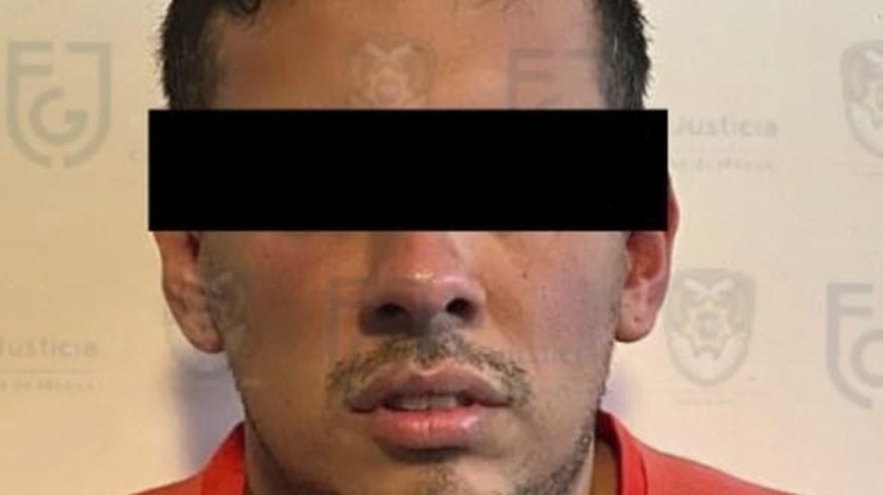 Detienen al 'Acosador de Clavería'; acechaba a mujeres desnudo - Eduardo N., 'Acosador de Clavería'. Foto de @FiscaliaCDMX