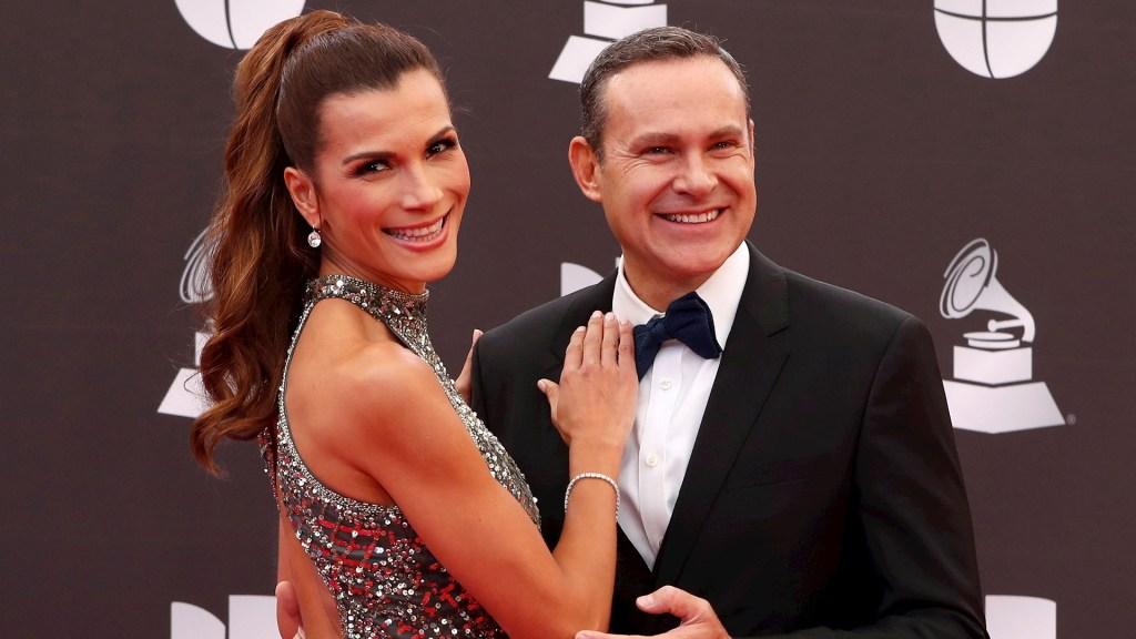Alan Tacher y su esposa dan positivo a COVID-19 - Alan Tacher y Cristy Bernal Univisión