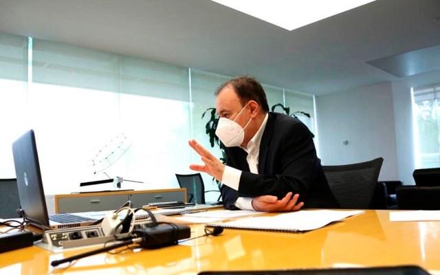 Alfonso Durazo se ausentará de la SSyPC una semana; agradece autorización de López Obrador - Alfonso Durazo