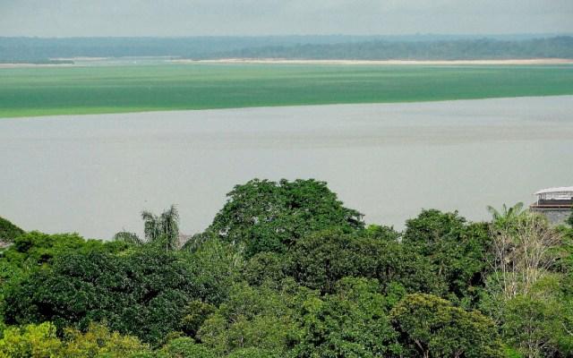 Bolsonaro se compromete ante G20 a proteger la Amazonía - Panorámica de la Amazonía tomada en la ciudad de Manaos, Brasil. Foto de EFE