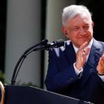 López Obrador agradece a Trump tratar a México con 'gentileza y respeto'
