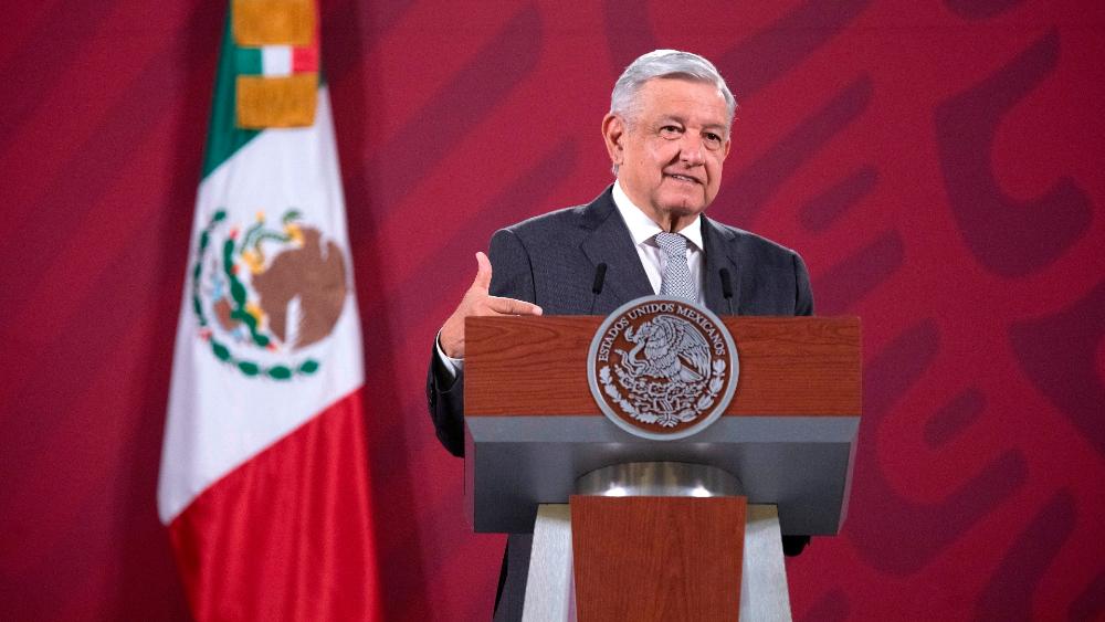 Estoy abierto al diálogo, siempre: AMLO a gobernadores - Foto de EFE