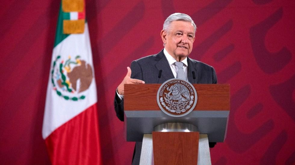 Yo estoy abierto al diálogo, siempre: AMLO a gobernadores - Foto de EFE