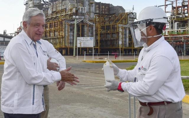 Recuperación económica comenzará en agosto, asevera López Obrador - Foto de lopezobrador.org.mx