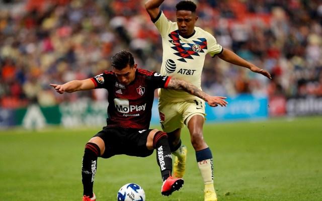 Andrés Ibargüen fuera de las canchas hasta cuatro semanas por lesión - Andrés Ibargüen América partido futbol
