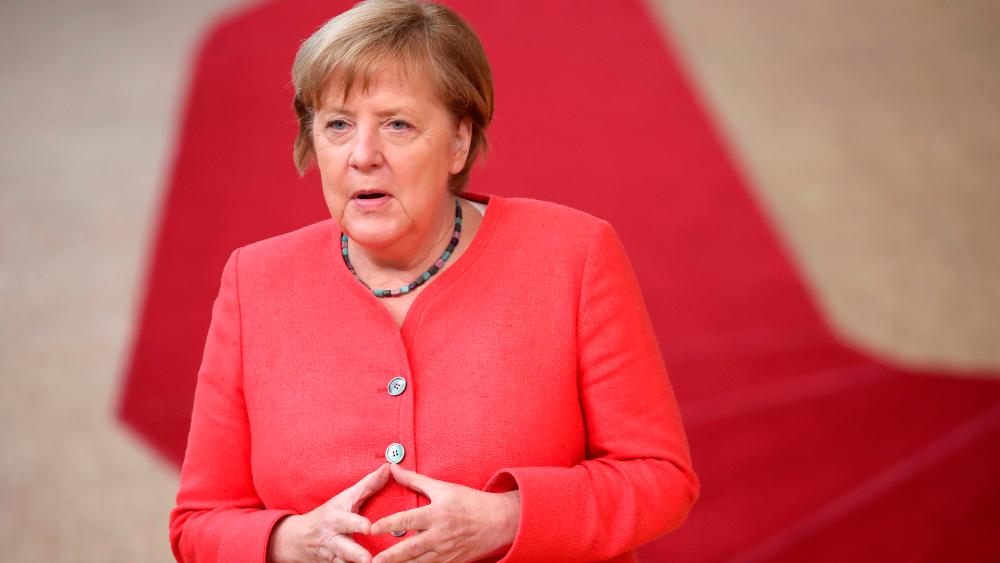 """Merkel advierte que pandemia no terminará """"hasta que se ofrezca vacuna a la última persona"""" - Angela Merkel. Foto de EFE / Archivo"""