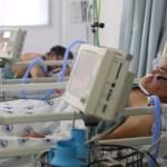 COVID-19 ya es la cuarta causa de muerte en México; el análisis de Carlos Penna - Área de terapia intensiva por COVID-19 en el Hospital Juárez de la Ciudad de México. Foto de EFE