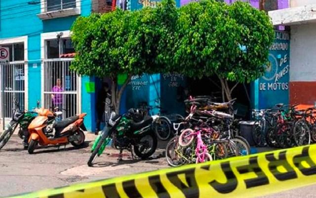 Ataque armado a dos talleres mecánicos de Guanajuato deja cuatro muertos - Ataque a taller mecánico en Guanajuato