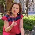 """Beatriz Gutiérrez Müller se disculpa por expresión """"no soy médico"""""""