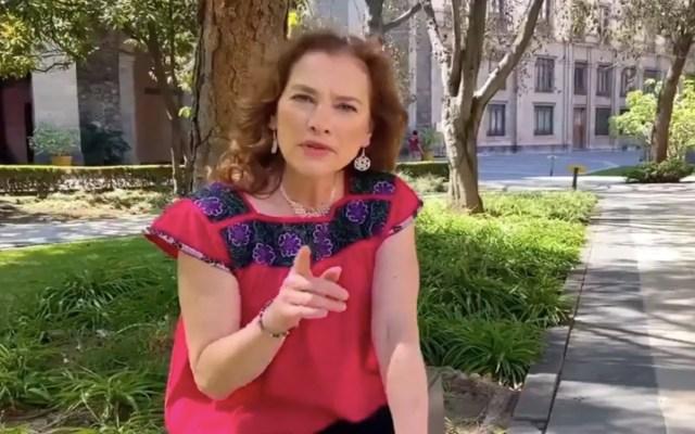 """Beatriz Gutiérrez Müller se disculpa por expresión """"no soy médico"""" - Captura de pantalla"""