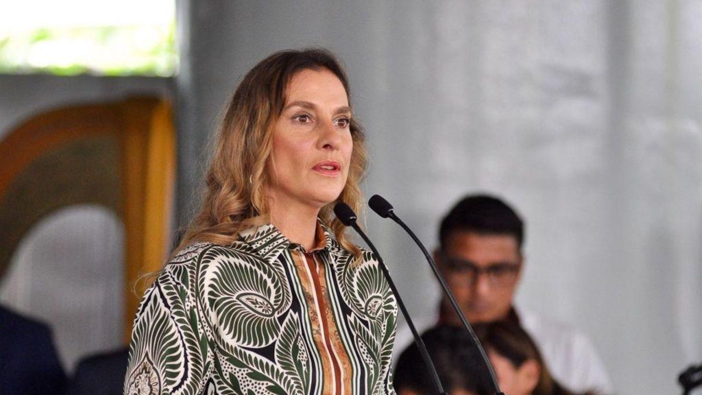 Twitter es uno de los lugares favoritos para agredir a las mujeres, asegura Beatriz Gutiérrez Müller. Noticias en tiempo real