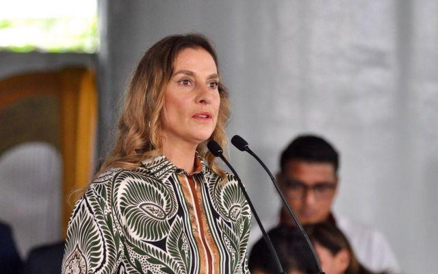 Twitter es uno de los lugares favoritos para agredir a las mujeres, asegura Beatriz Gutiérrez Müller - Beatriz Gutiérrez Müller. Foto de Notimex.