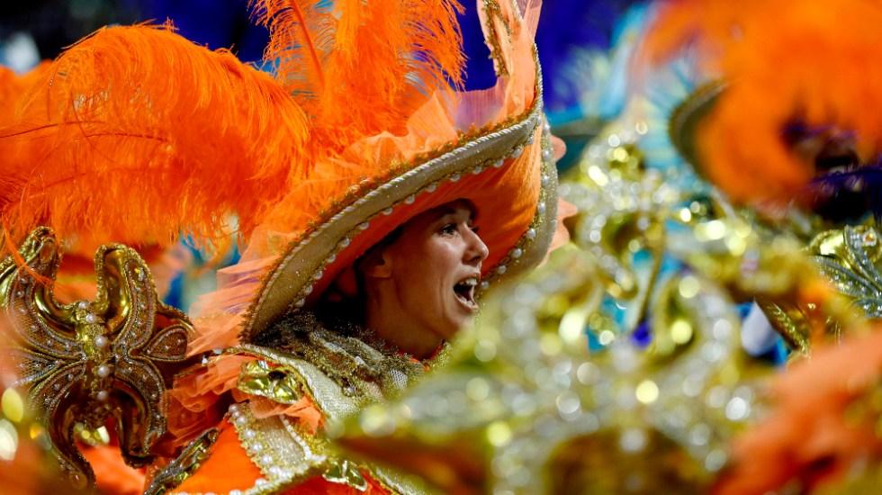 COVID-19 cancela agenda de eventos en América Latina - Carnaval de Brasil. Foto de EFE