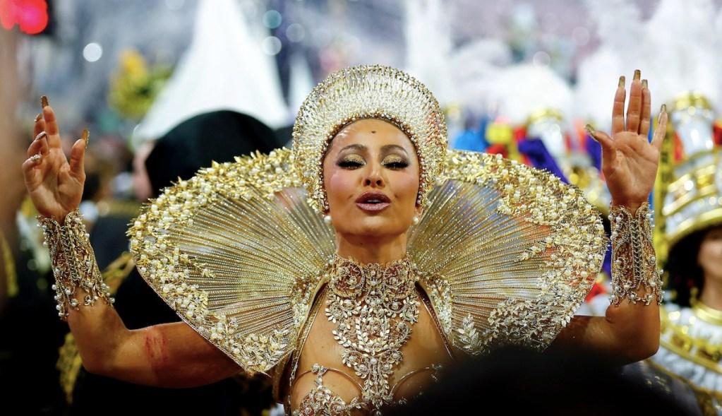 Sao Paulo aplaza carnaval debido a la pandemia de COVID-19 - Foto de EFE
