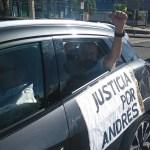 #Video Protestan en Celaya por asesinato de joven empresario