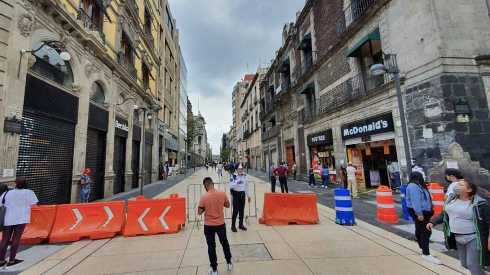 Economía de México se contraerá 9.5% en 2020: Banco Base - Foto de @ach_CDMX