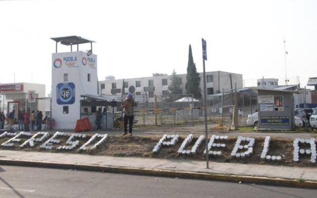 Suman 21 reos muertos por COVID-19 en Puebla - Cereso Puebla. Foto de Meganoticias