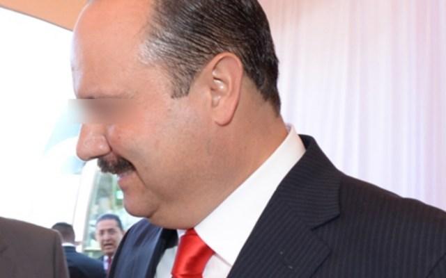 UIF denuncia a César Duarte ante la FGR - César Duarte Jáquez exgobernador