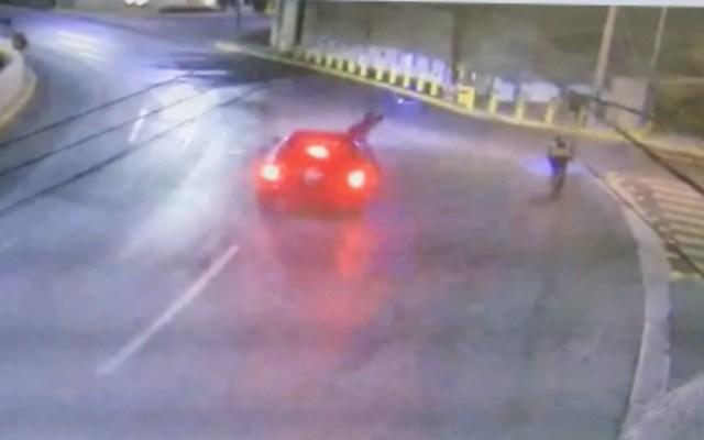 #Video Conductor de camioneta atropella y mata a ciclista en Nuevo León - Foto de Telediario