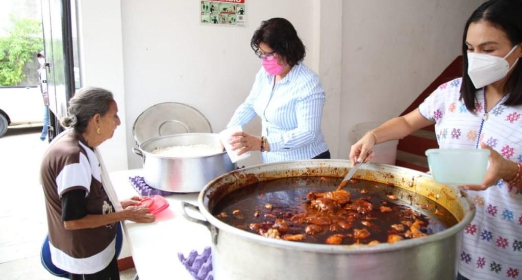 Comedores sociales entregan 10 mil comidas diarias en Acapulco - Comedores Acapulco Guerrero