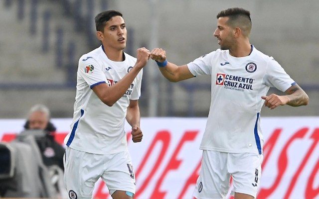 Cruz Azul vino de atrás y golea a los Pumas UNAM en Copa por México - Foto de @CruzAzulCD