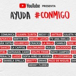 YouTube realiza evento virtual para ayudar a Cruz Roja Mexicana