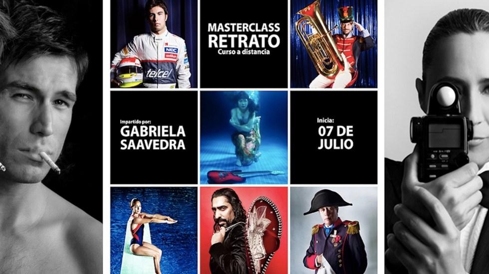 Gabriela Saavedra ofrecerá curso de fotografía a través de internet - Foto de Gabriela Saavedra