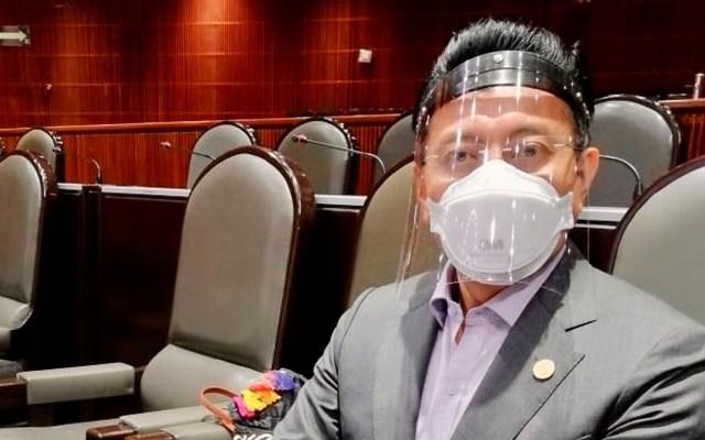 Jesús Pool Moo renuncia a bancada de Morena en la Cámara de Diputados - diputado Jesús Pool Moo