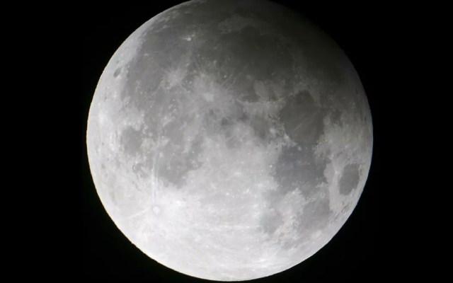 Cuándo y a qué hora podrás ver el eclipse prenumbral en México - Eclipse prenumbral. Foto de @Meteovargas
