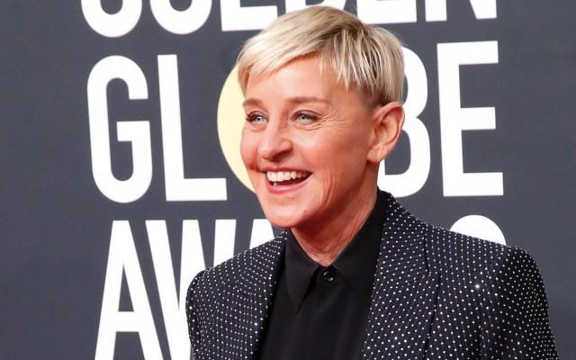 Ellen DeGeneres ofrece disculpas tras denuncias de acoso profesional y racismo en su programa - Foto de EFE