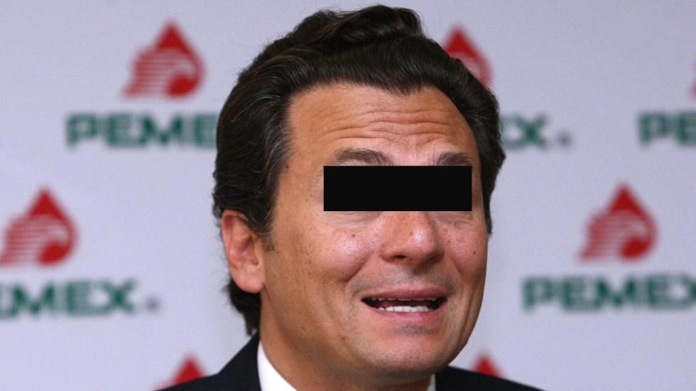 Afirma AMLO que caso Emilio Lozoya es un asunto de Estado, de interés público - Foto de EFE