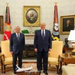 Declaración conjunta de los presidentes Trump-López Obrador - Encuentro en la Casa Blanca entre AMLO y Trump