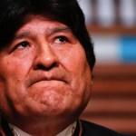 Evo Morales viajó a Venezuela, confirman fuentes del gobierno argentino