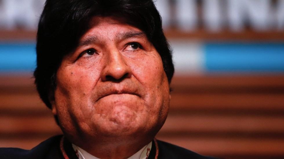 Evo Morales viajó a Venezuela, confirman fuentes del gobierno argentino - Foto de EFE