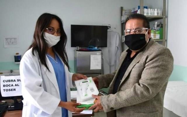 Murió por COVID-19 el alcalde de Amaxac de Guerrero, Tlaxcala - Foto de Facebook Tercer Señorío Prensa