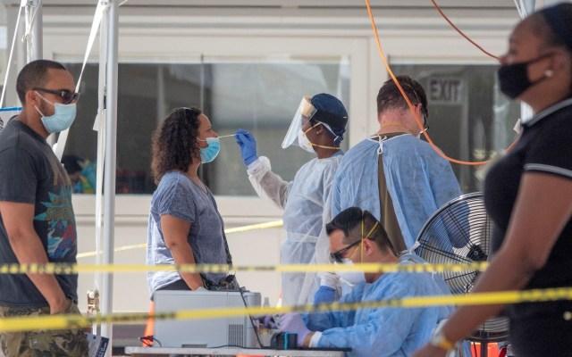 Estados Unidos suma 4.66 millones de contagios y más de 154 mil 800 muertes por COVID-19 - Foto de EFE/ CRISTOBAL HERRERA-ULASHKEVICH.