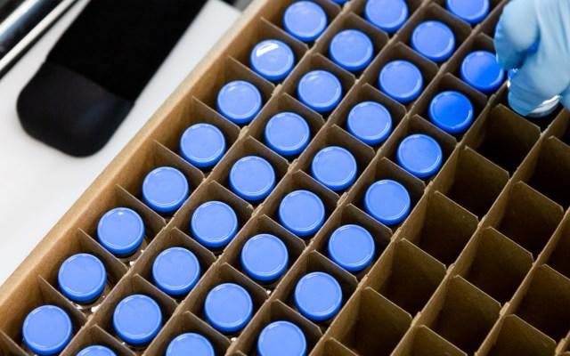 Estados Unidos acapara el Remdesivir para tratar el COVID-19 - Frascos de Remdesivir fabricado por Gilead. Foto de Gilead Corporate