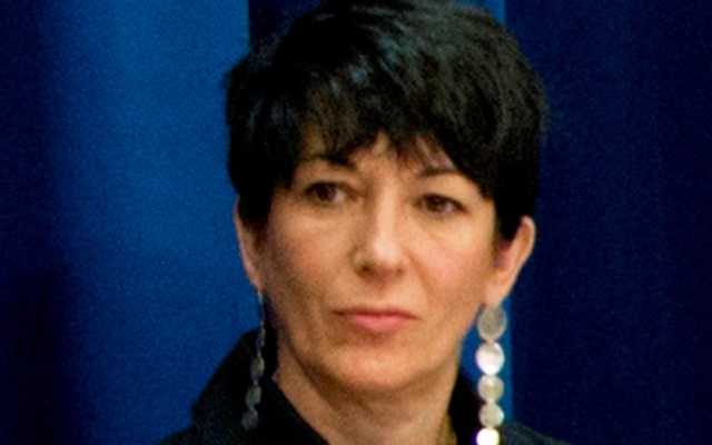 Ingresan a centro de detención a Ghislaine Maxwell, socia de Jeffrey Epstein - Ghislaine Maxwell