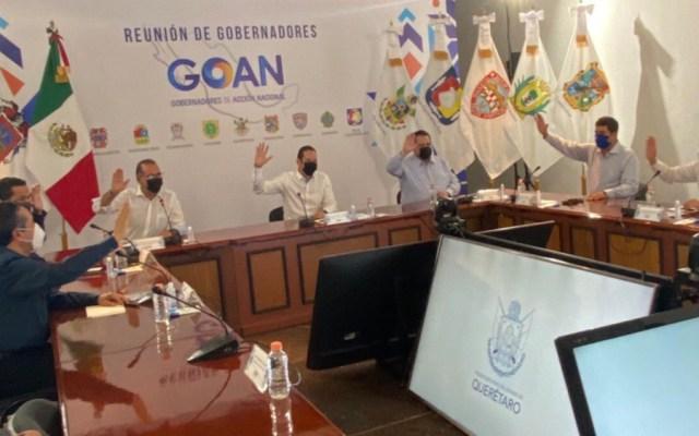 Gobernadores de Acción Nacional solicitan reunión urgente a secretario de Salud tras declaraciones de López-Gatell - Foto de GOAN